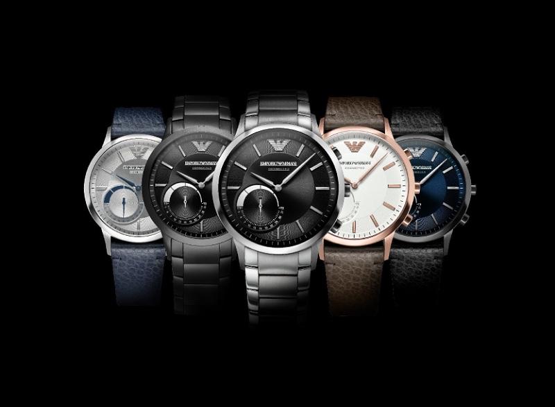 Les montres Armani : l'engagement de Giorgio Armani